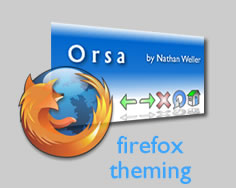 Firefox Theme Development